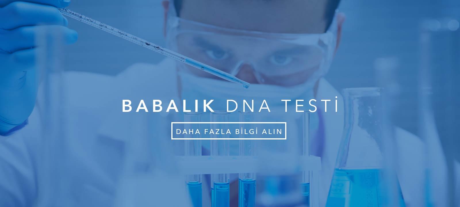 Babalık DNA Testi