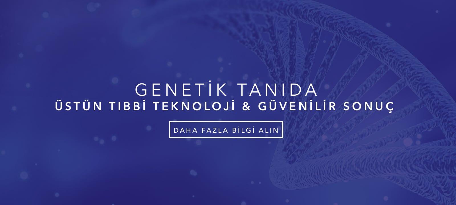 DNA Gen Testi