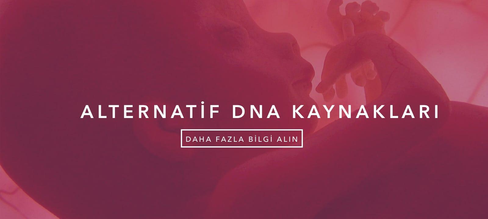 Alternatif DNA Kaynakları